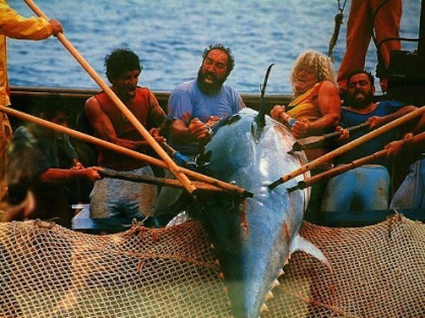 mattanza di tonno Favignana